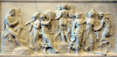Танцът на архаична Гърция