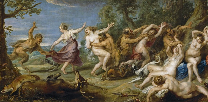 Танцът в периода на градовете-държави, Гърция
