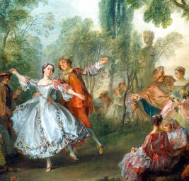 Танцът през епохата на Ренесанса