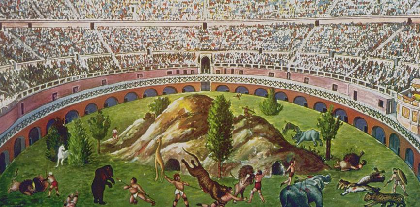 Театърът на древен Рим